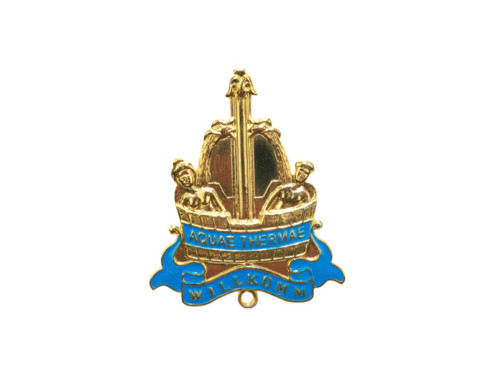 Aqua Thermae Pin