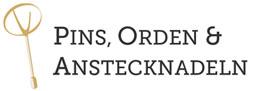 Anstecknadeln & Pins Logo